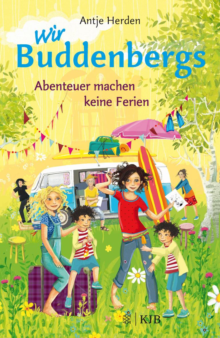 """Wir Buddenbergs """"Abenteuer machen keine Ferien"""""""