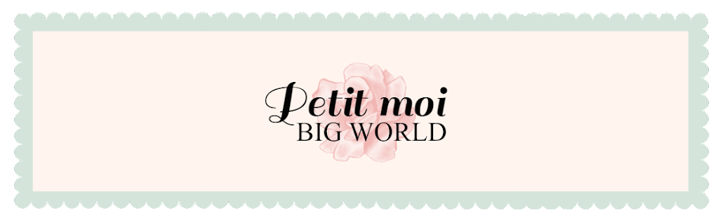 Petit Moi - Big World | UK Beauty, Parenting and Lifestyle Blog