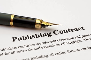 publishing contract image