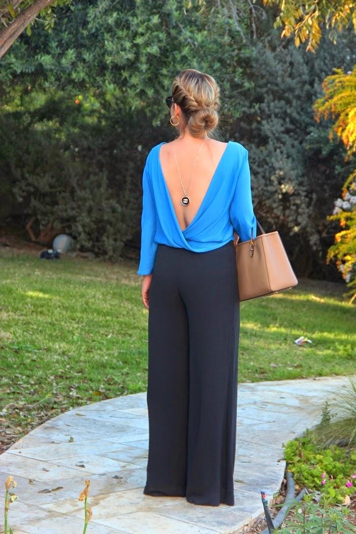 בלוג אופנה Vered'Style - עושה גב לטומי