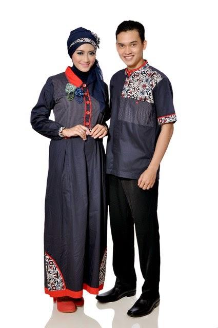 BUSANA MUSLIM COUPLE