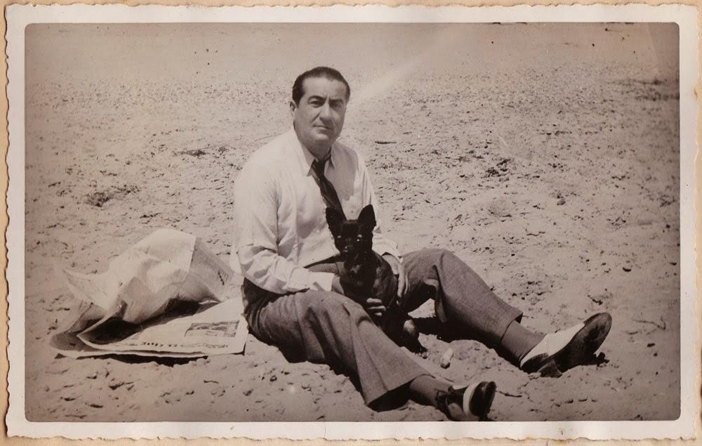 Playa de Valencia, años 30