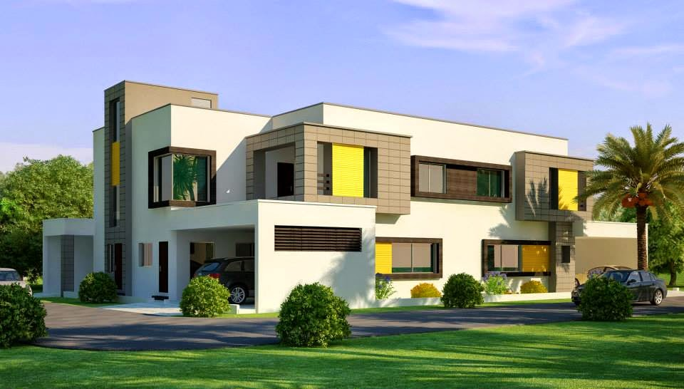 Front Elevation Of Houses In London : Pakistani bungalow elevation joy studio design gallery