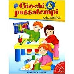 Giochi passatempi educativi per bambini di 4 e 6 anni for Cucinare per bambini 7 anni