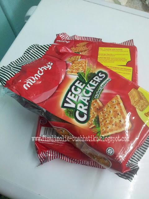 munchy's sayur, gambar crackers munchy's,