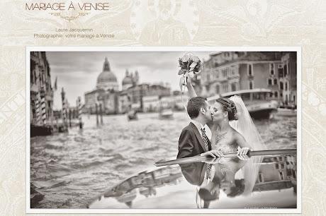 Web site : mariage-venise.com