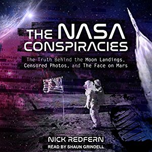 The NASA Conspiracies, Audible Edition, May 2017: