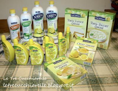 collaboriamo con - polenghi, specialisti del limone