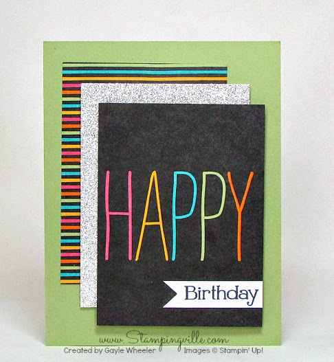 Cardmaking using Project Life pocket cards