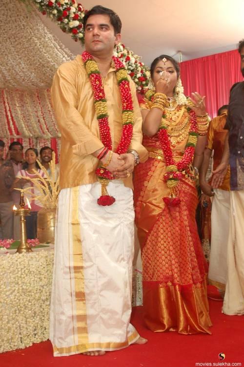 navya nair wedding photos kerala9