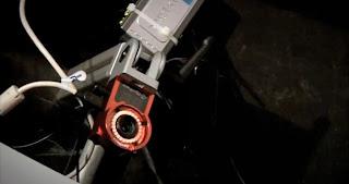 Simulador FPS - camaras infrarrojas
