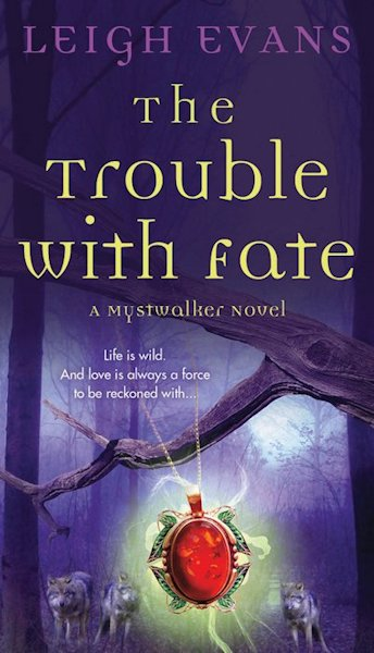 Interview with Leigh Evans, author of The Trouble with Fate - January 2, 2013