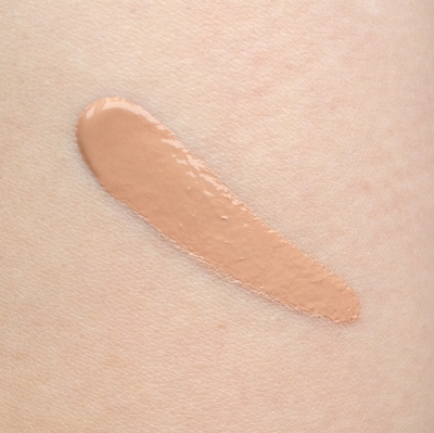 Clarins BB Skin Perfecting Cream SPF 25 swatch