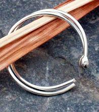 Karen Brassel Sterling Silver Jewelry