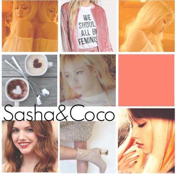 Sasha & Coco