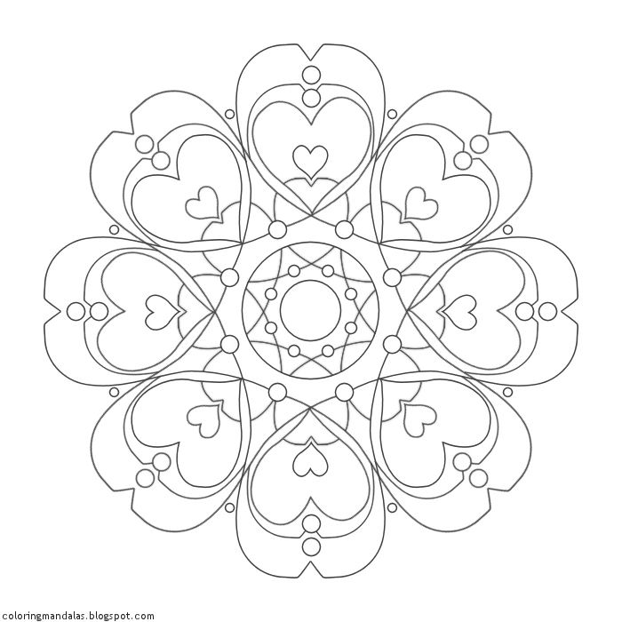 Coloring Mandalas 40 Cleanse
