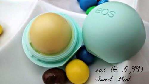 eos Lipbalm Sweet Mint
