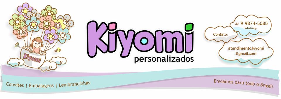 Kiyomi Personalizados