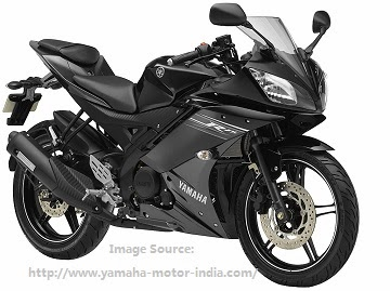 Yamaha yzf r15 bike specifications mileage features price for Yamaha clp 120 specification