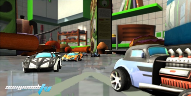Super Toy Cars PC Full
