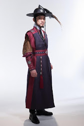 Jeong Jin Yeong As Seo Yeong Gi (Main Character In Dong Yi Jewel In The Crown)