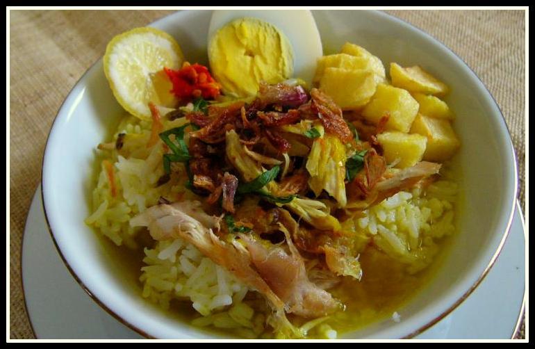 Soto Lamongan Makanan Tradisional Dari Lamongan Jawa Timur