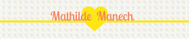 Mathilde heart Manech blog