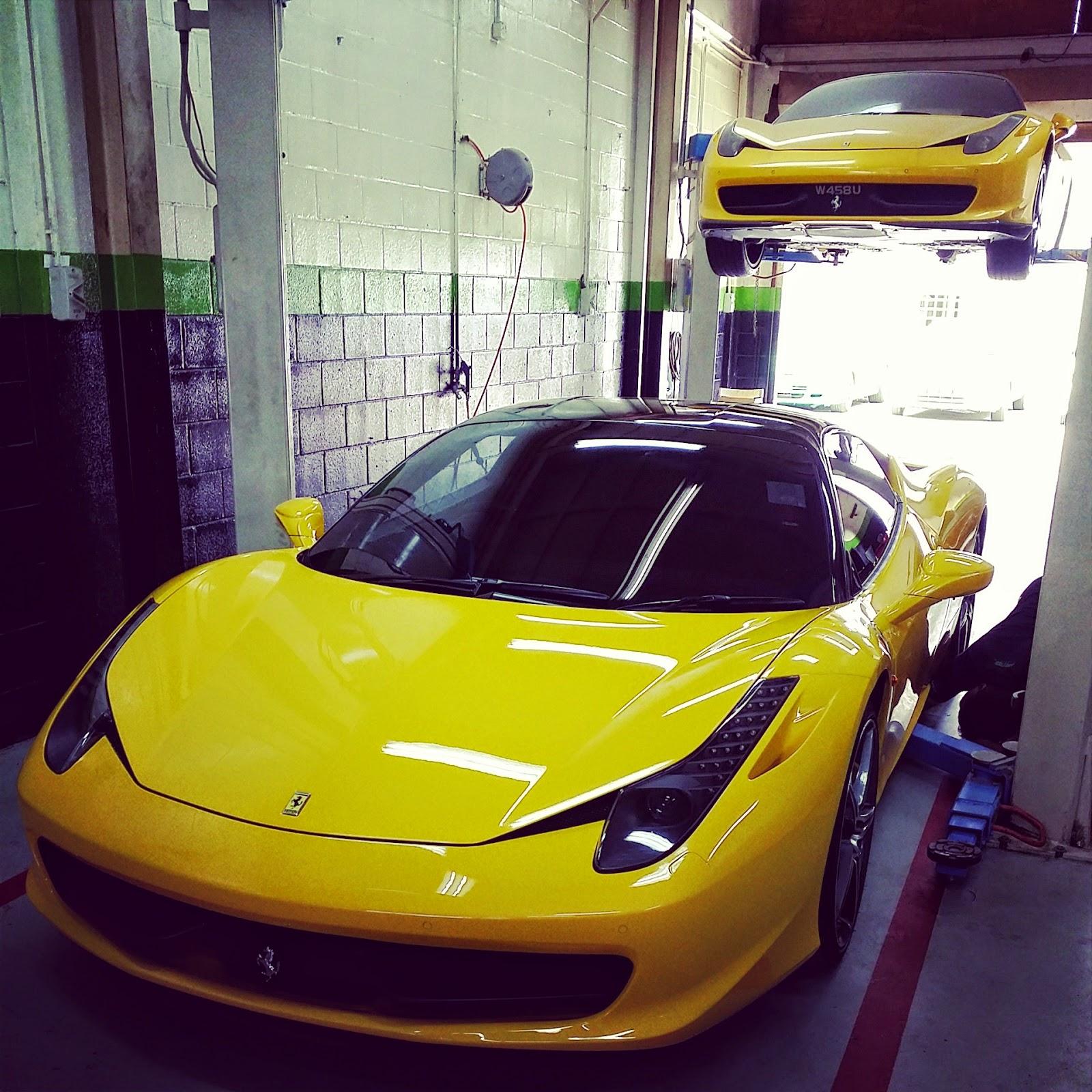 Ferrari 458 Italia Exhaust Upgrade Dyno Tuning Ecu