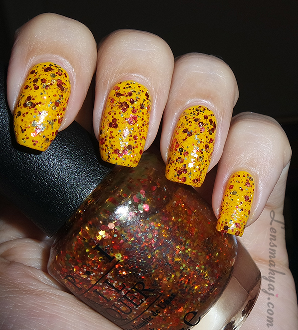 OPI Orange You-Fantastic