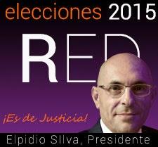 Elpidio Silva es Presidente de movimiento RED para las elecciones de 2015