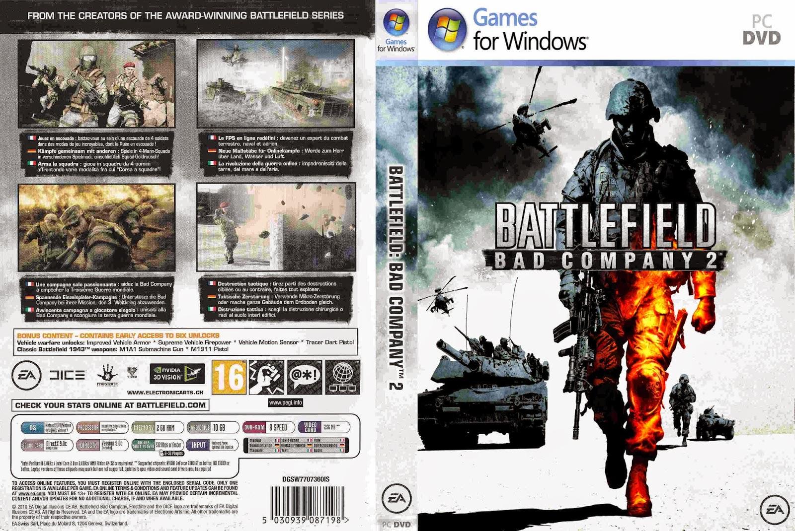 capa Battlefield