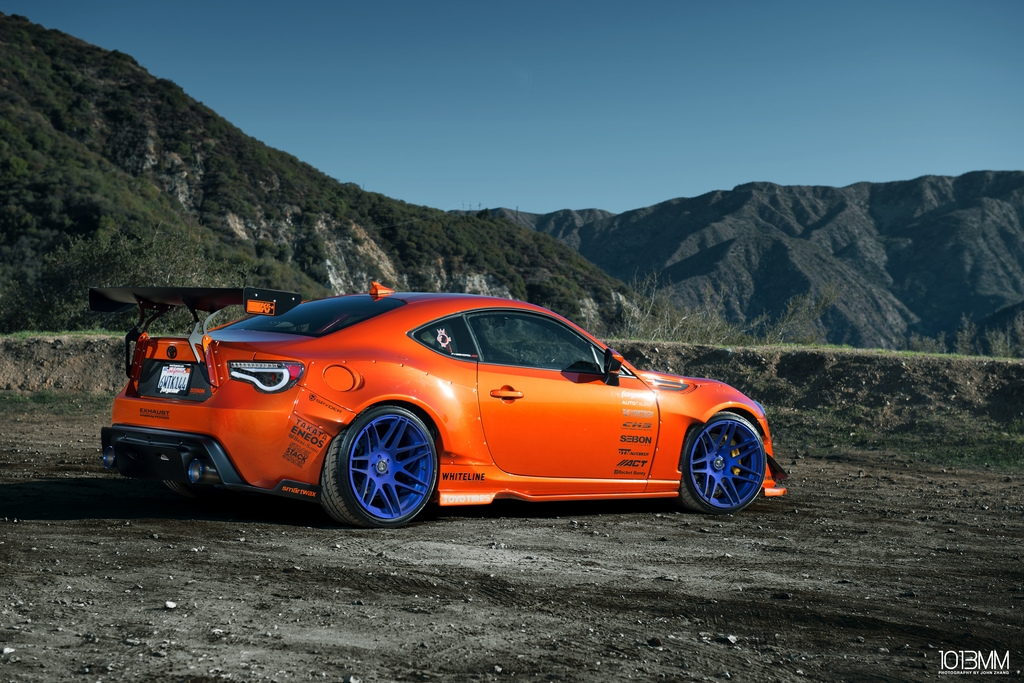 All Cars NZ: 2012 Scion FR-S Custom Coupes (2013)
