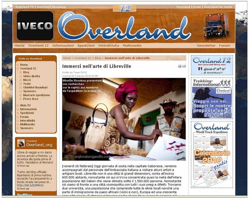 Overland 12
