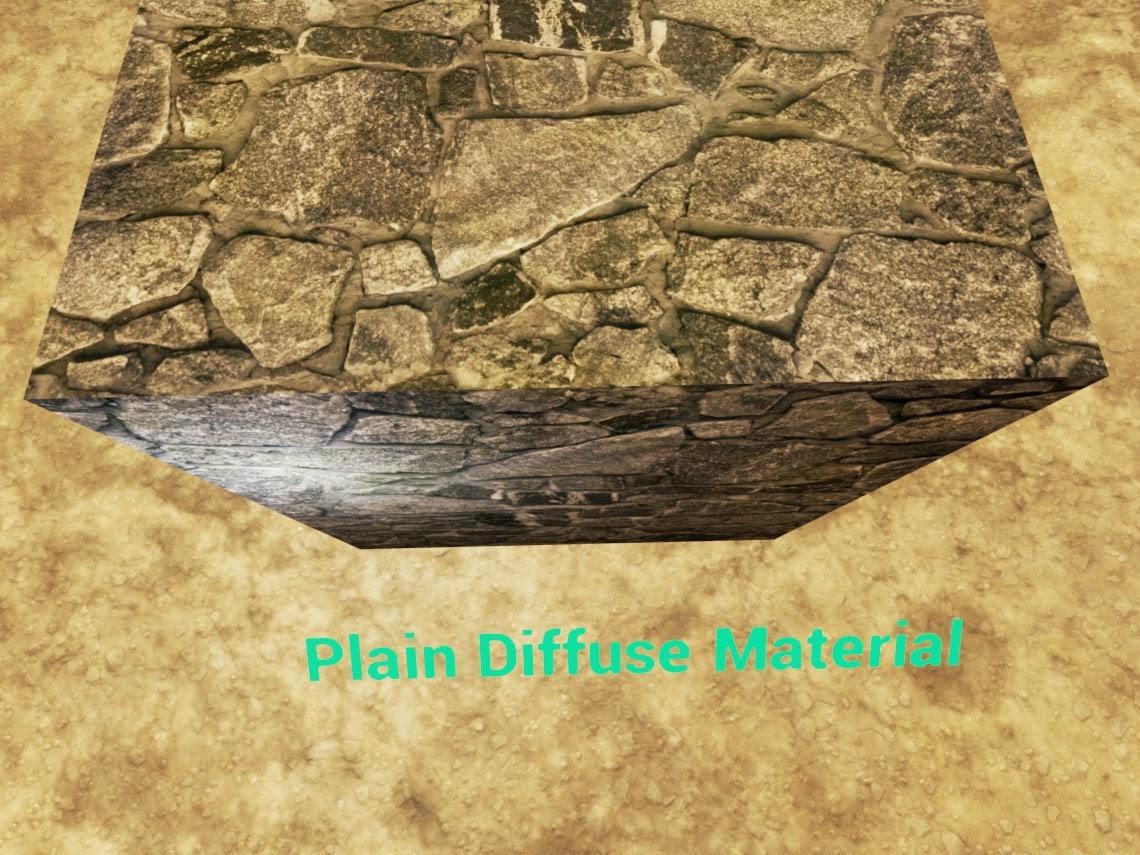 Plain diffuse 2