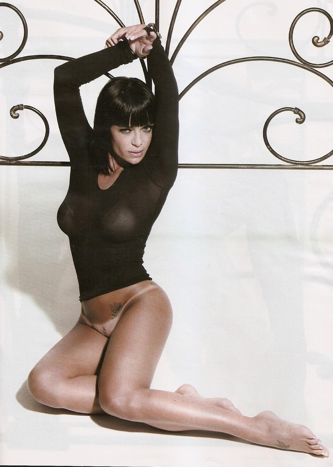 Valentina Francavilla peladinha na Playboy de Março; Veja as fotos ...