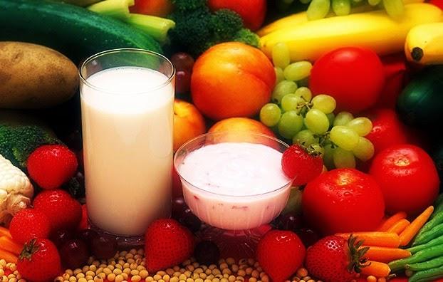 Amsyarazi Life: Pentingnya mengambil makanan seimbang