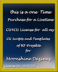 CU4CU License HF Projekte