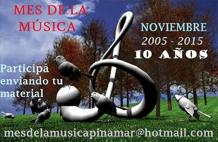 mes de la música