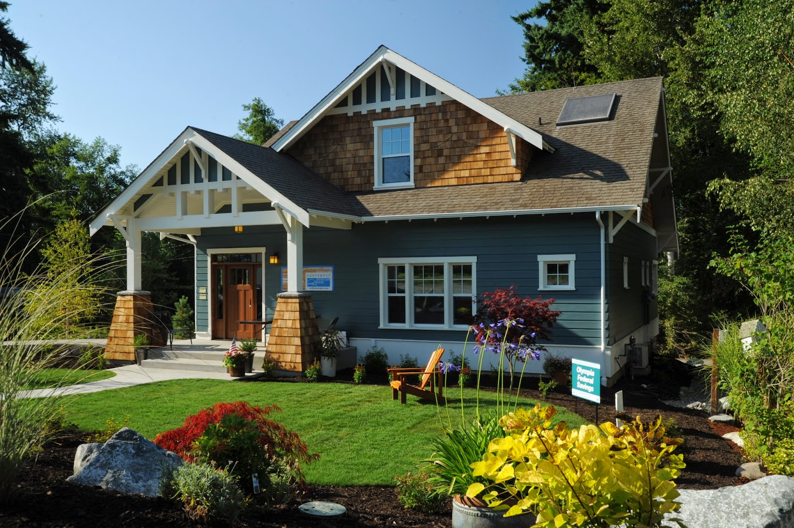Energy Efficient Home Plans with Beautiful Courtyard