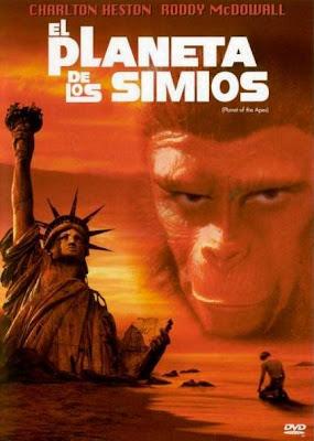714 El planeta de los simios ( 1968 ) Español