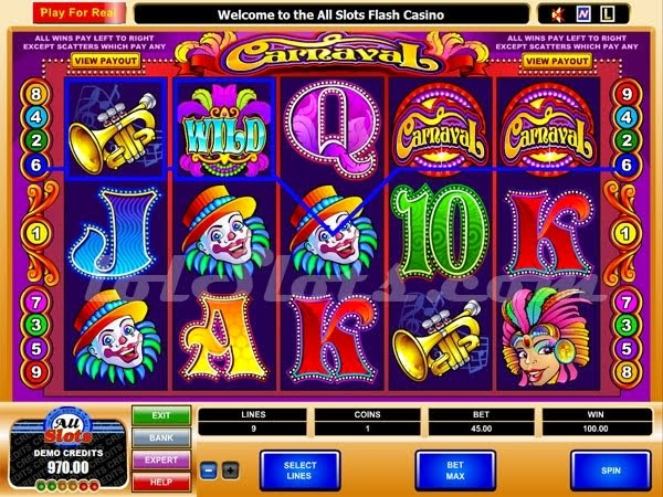 all slots casino register