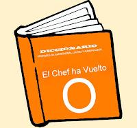 Diccionario Culinario. (O)