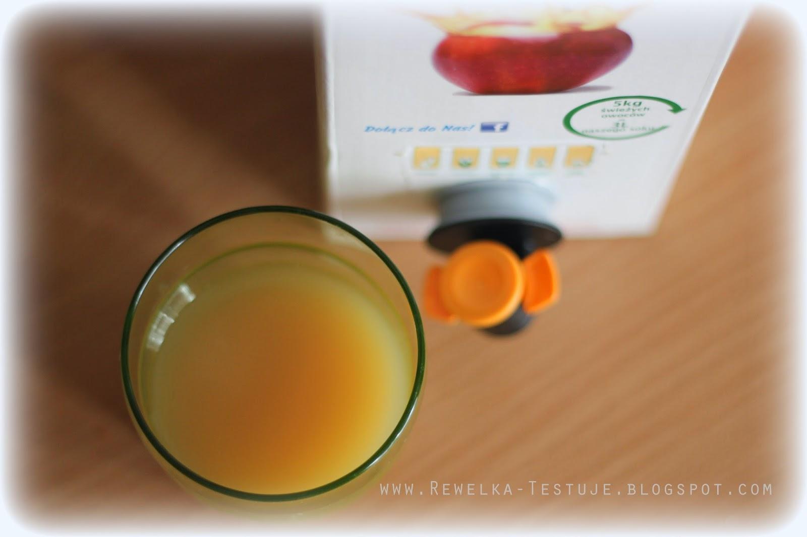 Royal aopple naturalny sok jabłkowy - recenzja od Rewelka Testuje