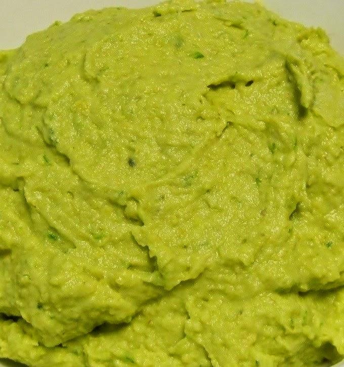 avocado fine paste