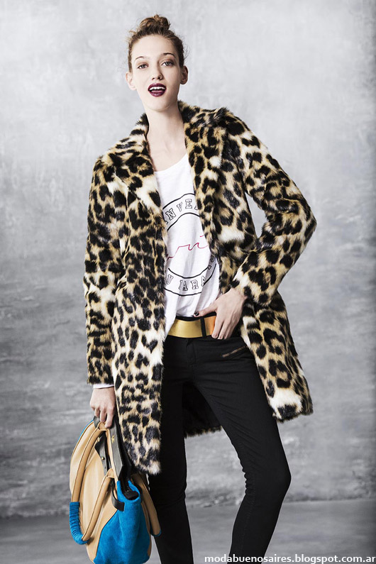 Uma otoño invierno 2014 moda.