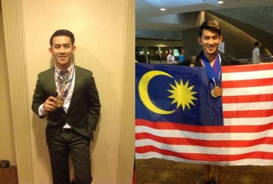 Rizu Tidak Sangka Menang Harumkan Malaysia