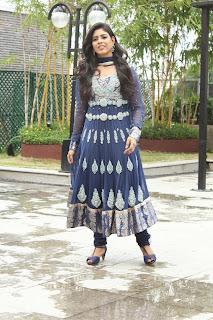Actress Iniya Latest Picture Gallery in Slawar Kameez at Karaiyoram Movie Launch  4