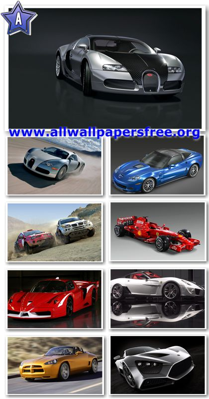 100 Impressive Cars HD Wallpapers 1366 X 768 [Set 20]