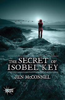 the secret of isobel key cover