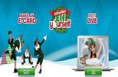 Elf Yourself 2012 en elfyourself.com: la navidad en la web